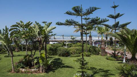 فندق كلوب فال دي انفا - Sea Garden View