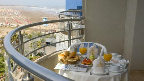 فندق كلوب فال دي انفا - Sea View Room