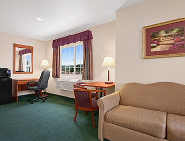 Howard Johnson Express Inn San Bruno/SFO West Chambre