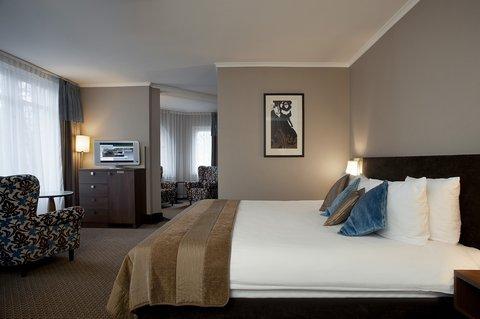 Amsterdam American Hotel - Hampshire Eden - American Junior Suite