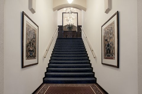 Amsterdam American Hotel - Hampshire Eden - Staircase