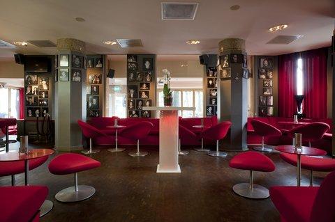 Amsterdam American Hotel - Hampshire Eden - Bar Americain