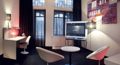 Amsterdam American Hotel - Hampshire Eden - Ruud De Wild Art Suite
