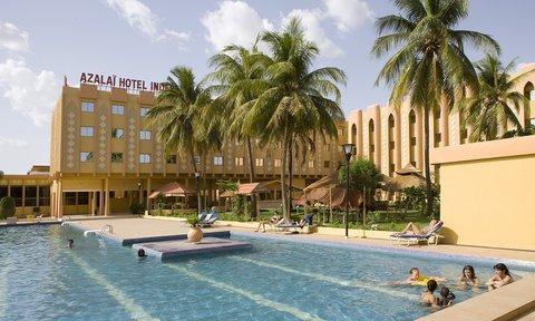 Azalai Hotel Independance - Pool View