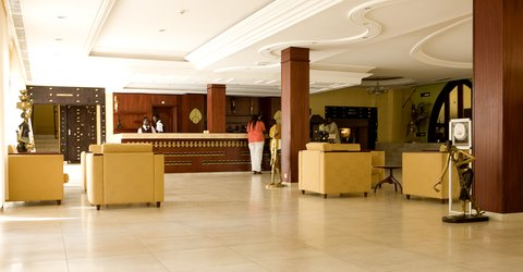 Azalai Hotel Independance - Lobby View