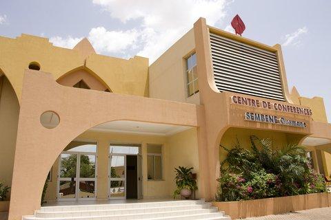 Azalai Hotel Independance - Exterior View