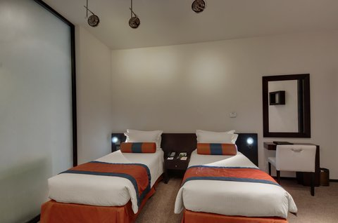 Lotus Hotel Apartments And Spa Marina - Two Bedroom Apartment - Twin Bed