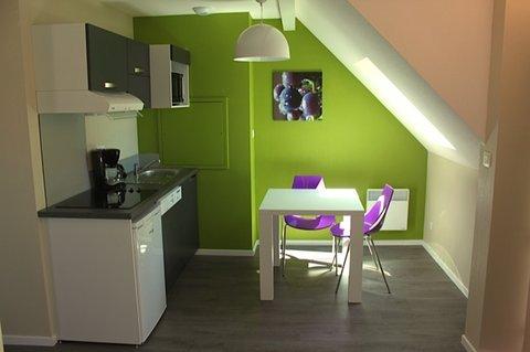 Zenitude Hotel Residence Colmar_Ingersheim - Studio