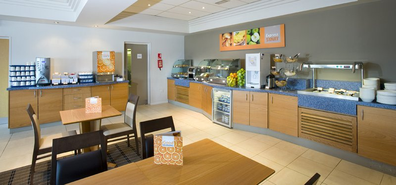 Holiday Inn Express London Chingford-N Circular 餐饮设施