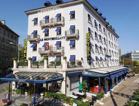 Hotel Le Montbrillant - Exterior View