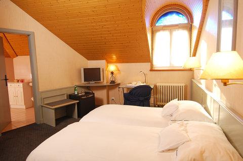 Hotel Le Montbrillant - Double Room
