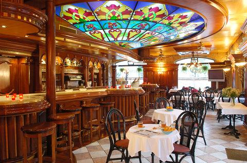 Hotel Le Montbrillant - Restaurant