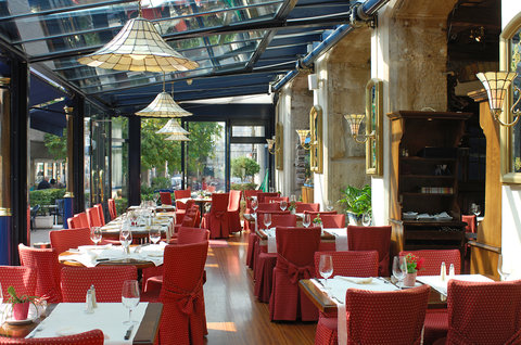 Hotel Le Montbrillant - Restaurant Pizza Arte
