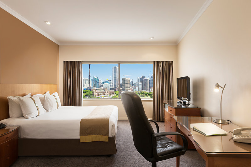 Holiday Inn Potts Point-Sydney Vista de la habitación