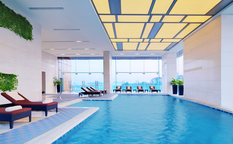 Four Points by Sheraton Dongpu - Indoor Pool