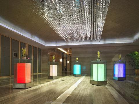 Four Points by Sheraton Dongpu - Ballroom Foyer