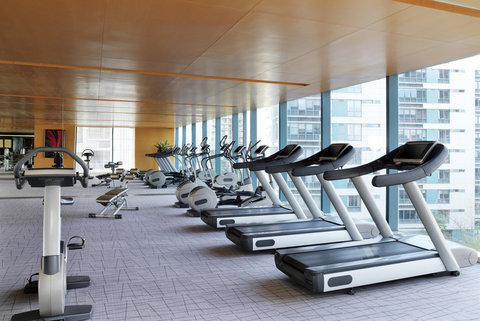 Four Points by Sheraton Dongpu - Fitness Center