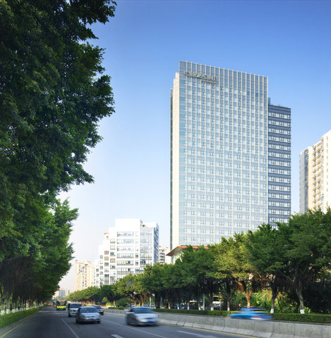 Four Points by Sheraton Dongpu - Exterior
