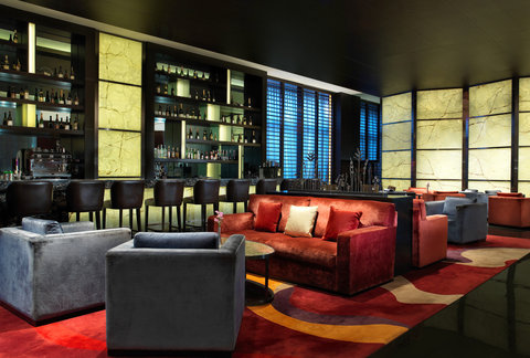 Four Points by Sheraton Dongpu - The Lounge