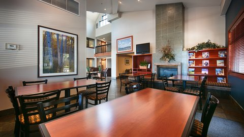 BEST WESTERN Vista Inn at the Airport - Breakfast Area