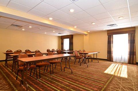 Holiday Inn Express ATLANTA-STONE MOUNTAIN - Meeting Room
