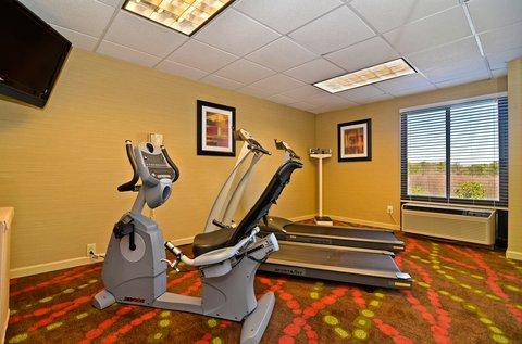 Holiday Inn Express ATLANTA-STONE MOUNTAIN - Fitness Center