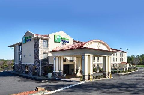 Holiday Inn Express ATLANTA-STONE MOUNTAIN - Hotel Exterior