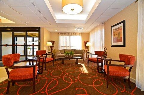 Holiday Inn Express ATLANTA-STONE MOUNTAIN - Lobby Lounge