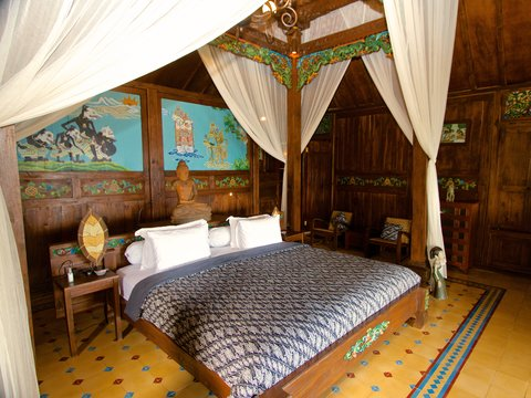 Villa Borobudur - Siddharta Suite