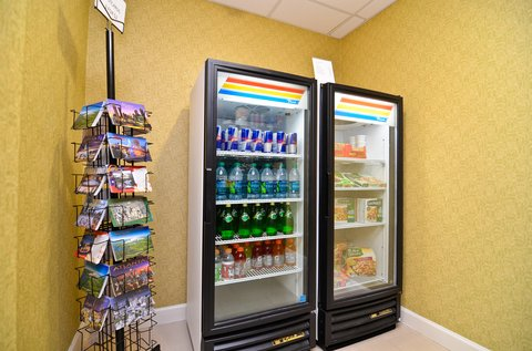 Holiday Inn Express ATLANTA-STONE MOUNTAIN - Need a late night snack  Come visit our Sundry Shop