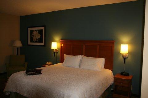 Hampton Inn-Birmingham I-65-Lakeshore Dr - King Room
