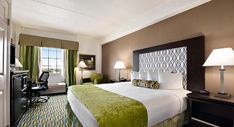 Wyndham Garden Wichita Downtown - 1 King Room
