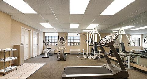 Wyndham Garden Wichita Downtown - Fitness Center
