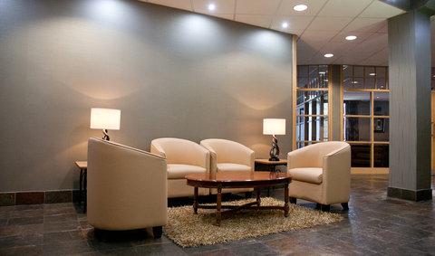 Castlecary Hotel - Lobby 1