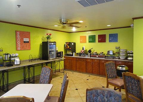 Comfort Inn Downtown Near Lake Coeur D'Alene - Breakfast Room