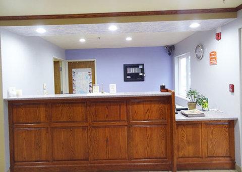 Comfort Inn Downtown Near Lake Coeur D'Alene - Front Desk