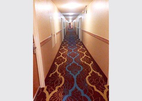 Comfort Inn Downtown Near Lake Coeur D'Alene - Hallway