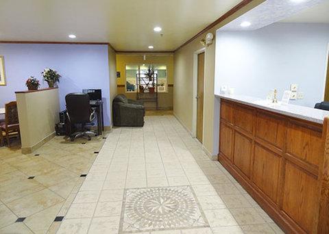 Comfort Inn Downtown Near Lake Coeur D'Alene - Lobby