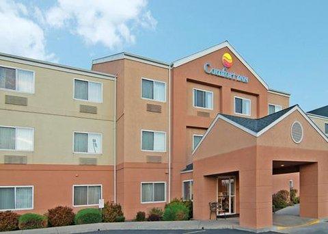 Comfort Inn Downtown Near Lake Coeur D'Alene - Exterior