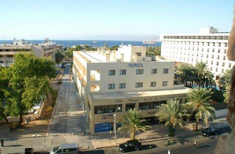 فندق وأجنحة اكوافيستا - Exterior