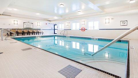 Staybridge Suites WEST EDMONTON - Swimming Pool