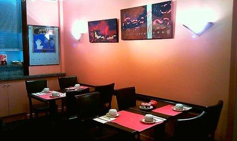 De France - Breakfast room