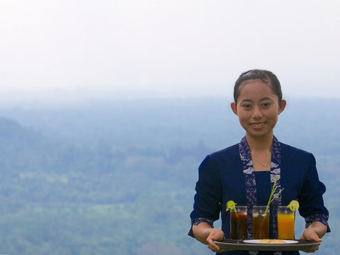 Villa Borobudur - Experience the traditional Javanese friendliness