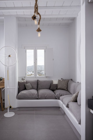 Boheme Hotel - Sitting Room