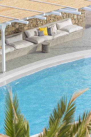 Boheme Hotel - Swimming Pool