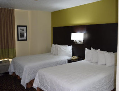 Baymont Inn & Suites Newark - 2 Double Bed Room