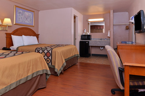 Americas Best Value Inn Eugene - Two Double Bed Guest Room