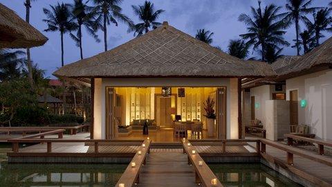 Holiday Inn Resort Baruna Bali - Tea Tree Spa exterior