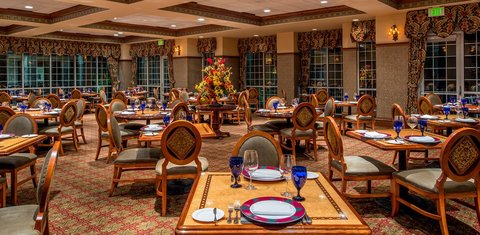 Chateau on the Lake Resort and Spa - Chateau Grille Restaurant