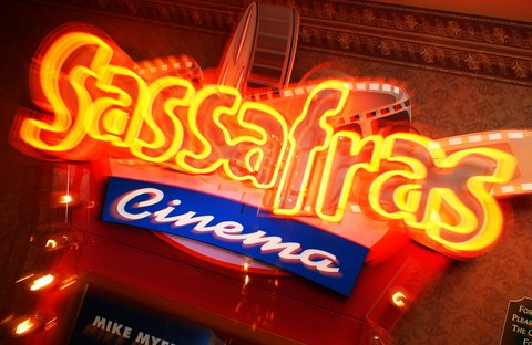Chateau on the Lake Resort and Spa - Sassafras Movie Theater